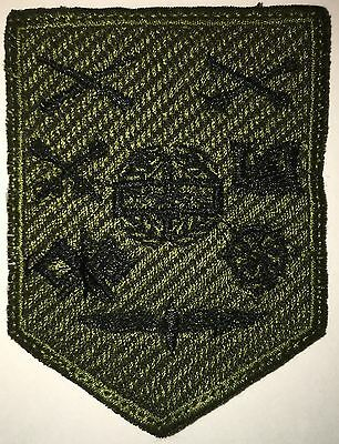 Colombian Army Branches Patch New (H16)
