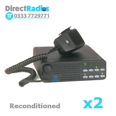 Tait T2010 VHF 136-174 Mhz Two way mobile radio (x2)