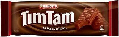 Original Chocolate Tim Tams 200g x 2 pack