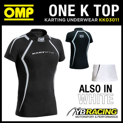 Sale! Kk03011 Omp One-K Karting Short Sleeve Base Layer T-Shirt Wear Under Suit