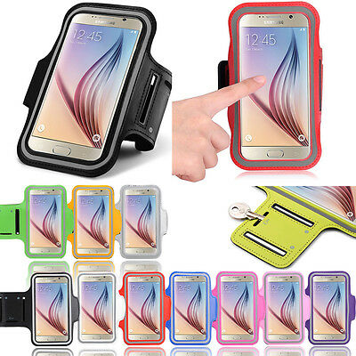 Fancy Running Jogging Sport Workout Gym Armband Case Cover for Samsung Galaxy S7