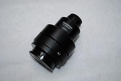 Olympus U-CMAD3 and U-TV1X-2 For Olympus Microscope
