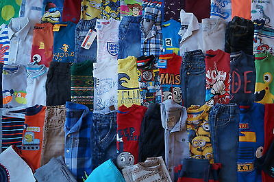 Bundle of BOYS clothes from 3-4 years old - FULL LIST & LOTS OF PICTURES INSIDE!