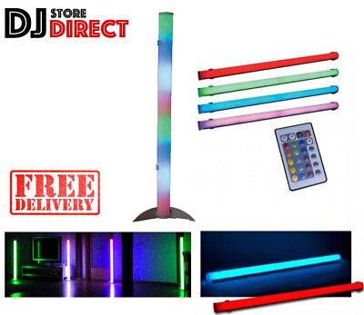 ADJ COLOR TUBE II RBG 1M Colour Mood Changing House Party Light Bar With REMOTE