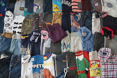 Bundle of boys clothes from 5-6 years old- FULL LIST & LOTS OF PICTURES INSIDE!!