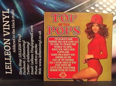 Top Of The Pops Compilation LP Album Vinyl Record SHM780 Pop 70's