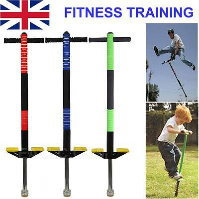 Pogo Stick Jump Stick For Children and Adults Good Gift Outdoor Toy For Exercise