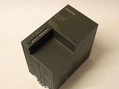 Siemens SITOP Power 5 6EP1333-2AA00 Power Supply 240v 1PH 1.3A - 24VDC 5A