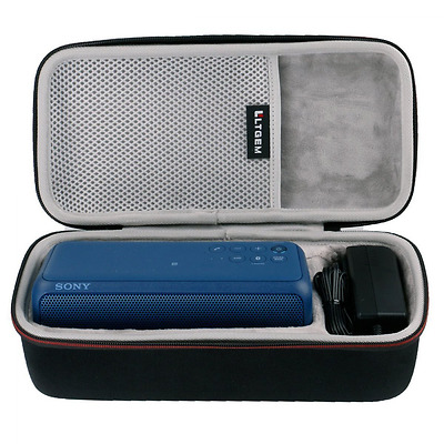Storage Bag Hard Carrying Fits Sony SRS-XB3 Portable Wireless Bluetooth Speaker
