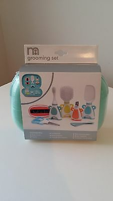 Mothercare newborn grooming set