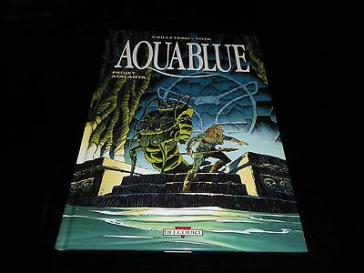 Cailleteau / Vatine : Aquablue 5 : Projet Atlanta Editions Delcourt avril 2003