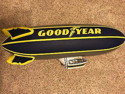 "Inflatable Good Year Blimp 31"" Long New In Package"