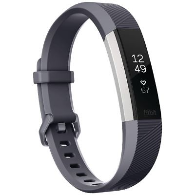 Fitbit Alta HR Activity Tracker Small Grey
