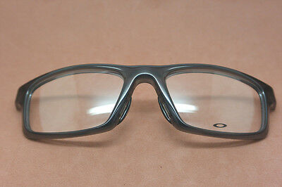 Replacement EYE FRAME for Oakley CROSSLINK PITCH OX8037 Glass 52MM GREY SMOKE