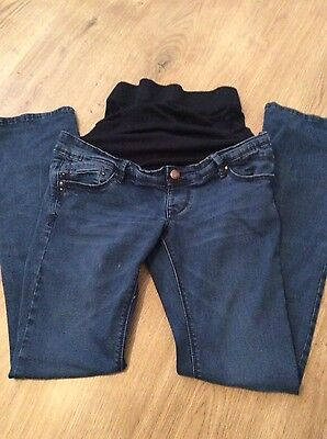 newlook maternity jeans size 8
