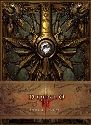 Diablo III: Book of Tyrael - WH4 - HB794 - NEW BOOK