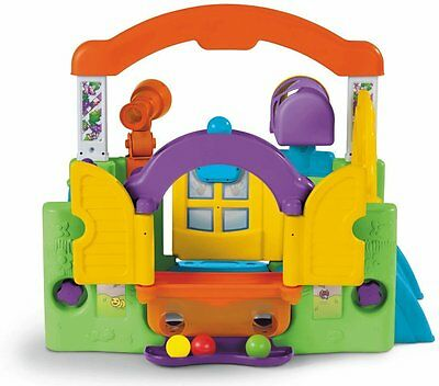 Little Tikes Activity Garden BABY PLAYSET, Two Sided Kids Pretend PLAY CENTER