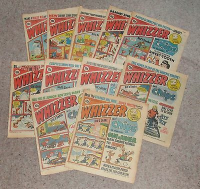 11 Whizzer and Chips 1979 1980 1981 Fair