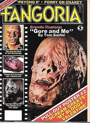 Fangoria #27 (1983, 70 pages, part colour) good as new - very rare issue