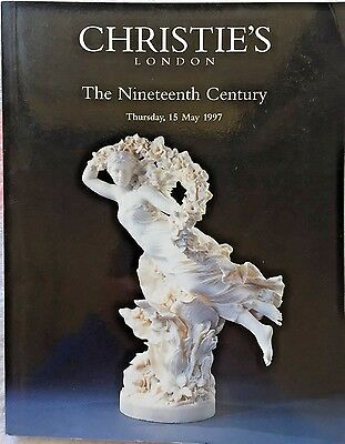 CHRISTIES Auction Catalog 5/15/1997 THE 19TH CENTURY * LONDON