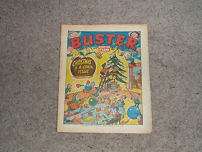 Buster Christmas Issue 24th December 1977