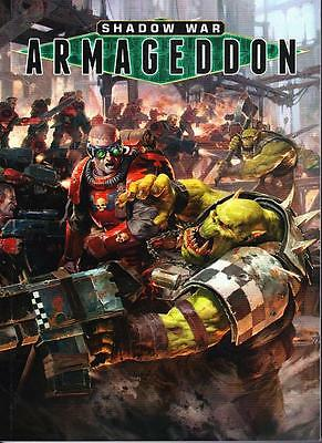 Shadow War Armageddon Regelbuch (Deutsch) - Softcover Games Workshop + Bonus