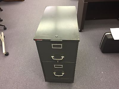 2 Drawer Rolling Filing Cabinet 14 1 W X 25
