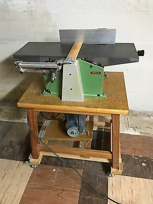 Inca 343.190 SWISS made jointer planer luthier violinmaker guitarmaker LOW USE