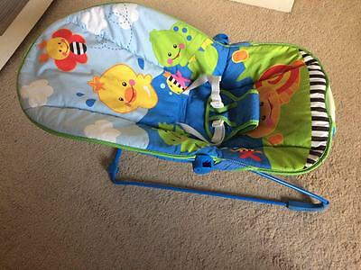 Fisher Price  Baby Bouncer Chair with Vibrate