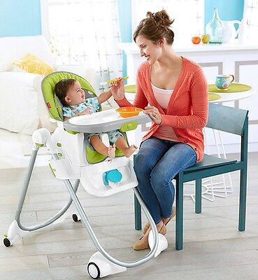 Baby High Chair Feeding Booster Seat Reclining Toddle Infant Child Recliner Gift