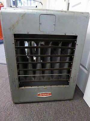 Ready & Complete Bryant 100,000 BTU Natural Gas Unit Shop Garage Hanging Heater