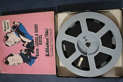 1932 Laurel & Hardy The Music Box Super 8Mm  Movie