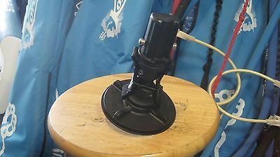 Chinook single bolt tendon mast base, us cup