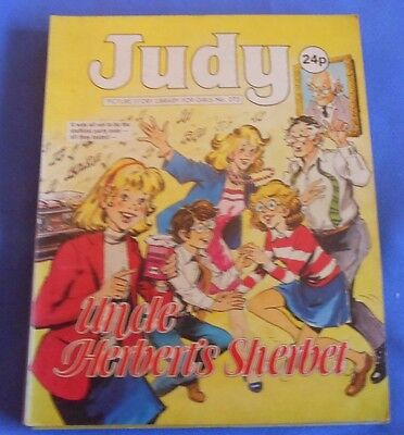 Judy Picture story Library for Girls No:273