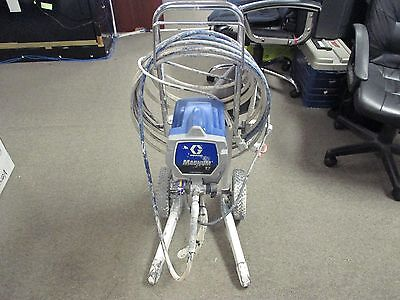Graco Magnum X7 Airless Paint Sprayer pick up only .no shipping
