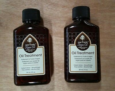 One 'N Only Argan Oil treatment, 2 oz. (Pack of 2) Brand New