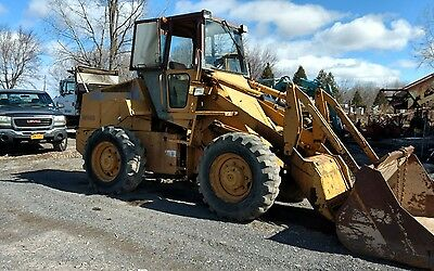 Case W14b wheel loader