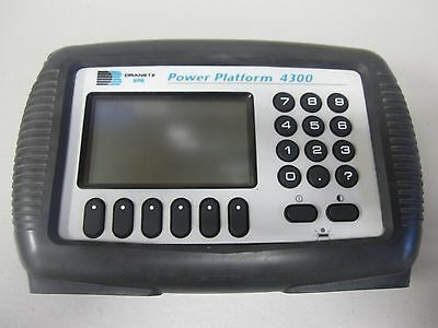 Dranetz 4300 BMI Power Platform 4300 Power Quality Meter Data Logger