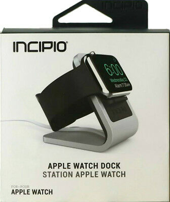 LAST LOT Apple Watch Aluminum Stand for Charging, Dock Station by Incipio HTF