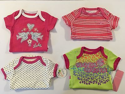 onsies 0-3 months Never Used! Rocawear, Lucky Brand, Nautica, Gumball Lot