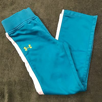 Girl's Under Armour Athletic Track Pants - Size 4T
