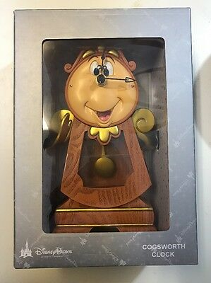 Disney Parks Cogsworth Clock . Beauty And The Beast