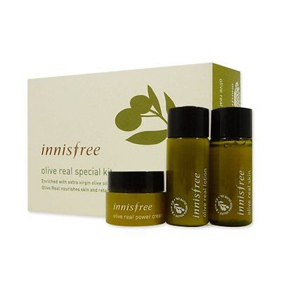 Innisfree Olive Real Special Kit  (FREE SHIPPING)