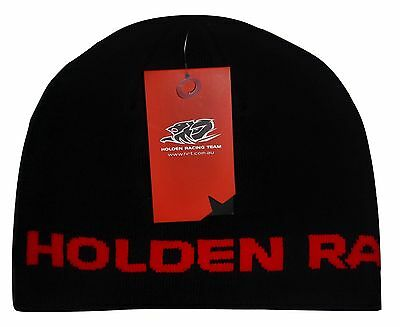 Holden Racing Team Hrt Beanie - V8 Supercars Bathurst Commodore Vf Ve