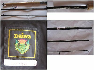 *NEW* 3 Piece Daiwa Lochmor-Z 11ft 3 Scottish Made Fishing Spinning Rod 1103HS