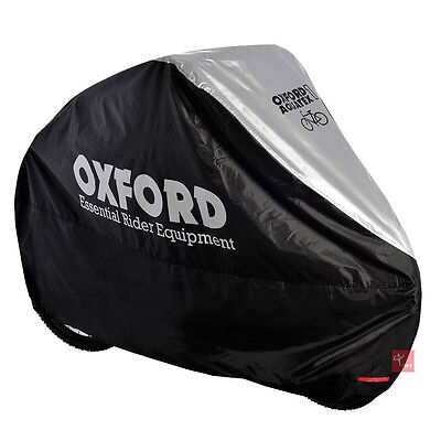 Oxford Aquatex Single Bicycle / Bike Cover for 1 Bicycle