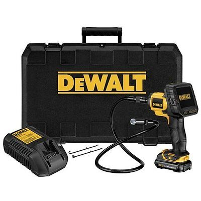 DeWalt DCT410S1 Inspection Camera with Wireless Screen Kit, 320 x 480 Pixels