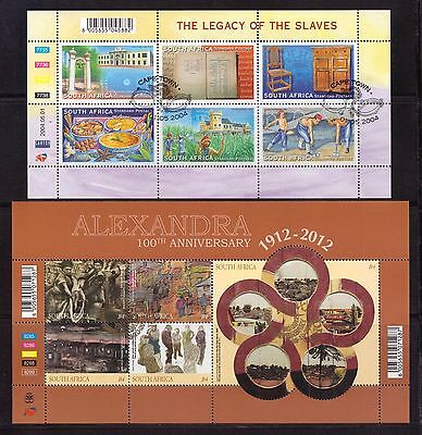 South Africa 2004 and 2012 - Legacy of the Slaves - Alexandra 100th Anniversary