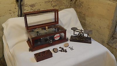 Henry Troemner Apothecary Scale