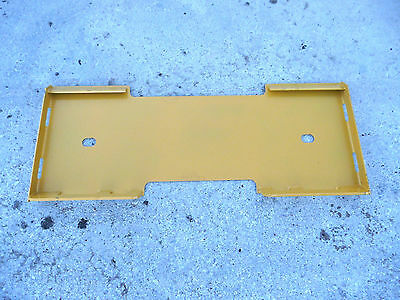 Caterpillar CAT Quick Attach Attachment Skid Steer Mount Weld Plate - Free Ship!